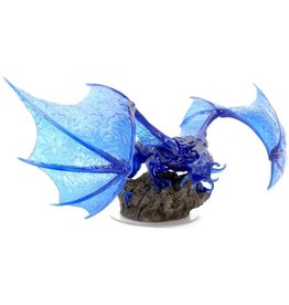 Dungeons & Dragons D&D Icons of the Realm Sapphire Dragon