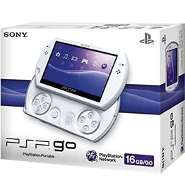 PSP PSP Go Pearl White (CiB, Like New Condition)