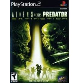 Playstation 2 Aliens vs. Predator Extinction (CiB)