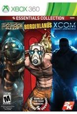 Xbox 360 2K Essentials Collection (CiB)