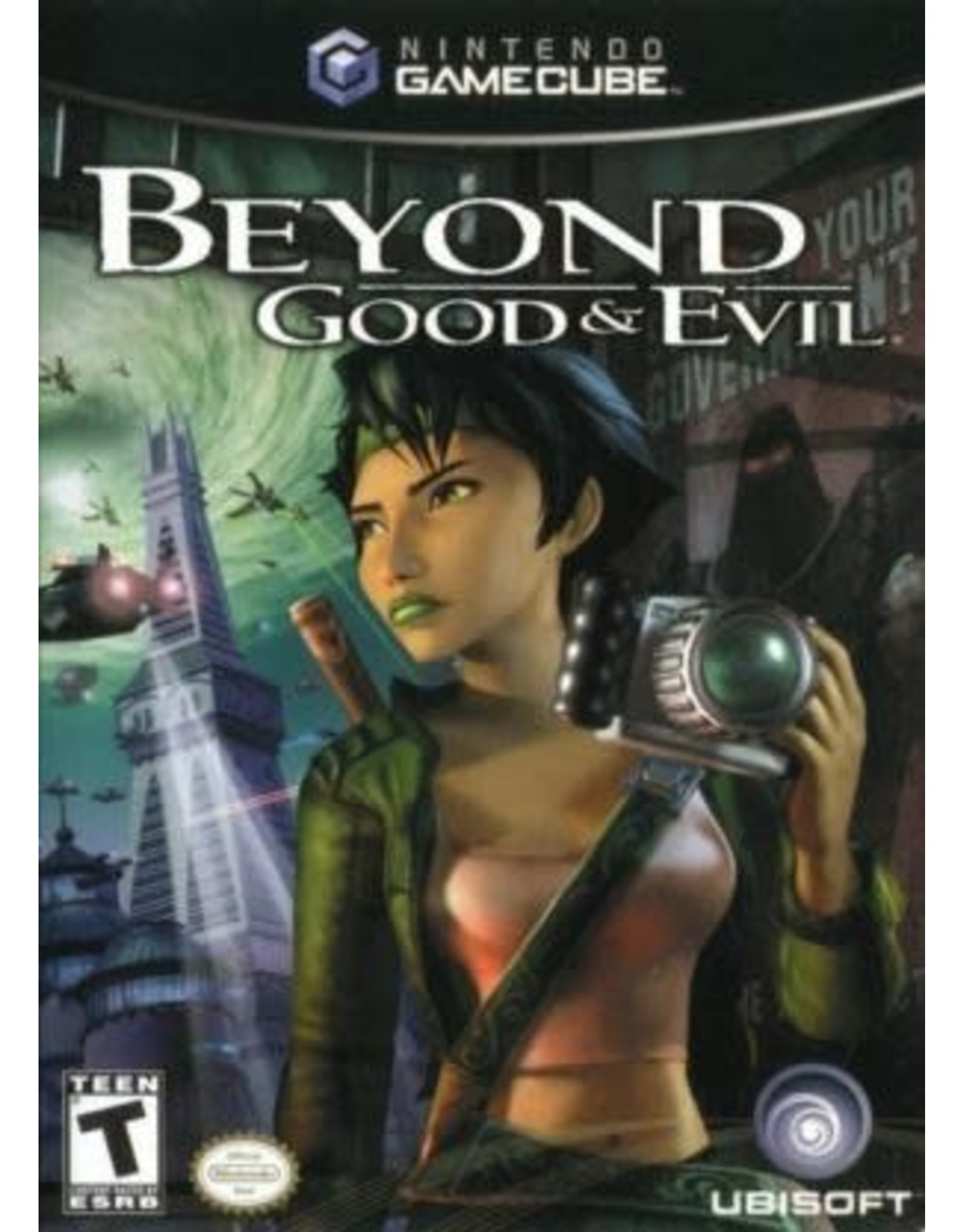 Gamecube Beyond Good and Evil (CIB)