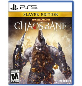 Playstation 5 Warhammer Chaosbane Slayer Edition