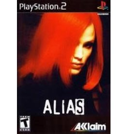 Playstation 2 Alias (No Manual)