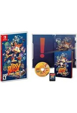 Nintendo Switch Bubsy Paws On Fire Limited Edition