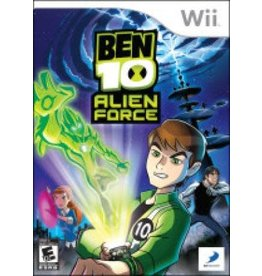 Wii Ben 10 Alien Force (CiB)