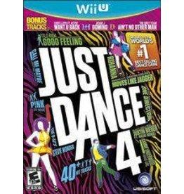 Wii U Just Dance 4 (CiB)