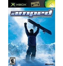 Xbox Amped Freestyle Snowboarding (CiB)