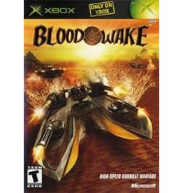 Xbox Blood Wake (CiB)