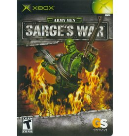 Xbox Army Men Sarge's War (CiB)