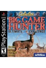 Playstation Cabela's Big Game Hunter (CiB)