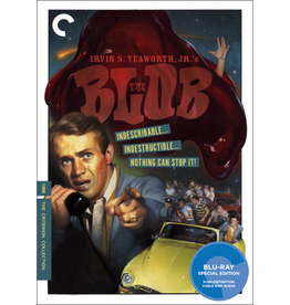 Criterion Collection Blob, The 1958 Criterion Collection (Brand New)