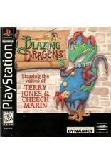 Playstation Blazing Dragons (CiB)