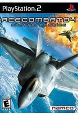 Playstation 2 Ace Combat 4 (CiB)