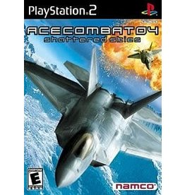 Playstation 2 Ace Combat 4 (CiB)