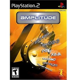 Playstation 2 Amplitude (CiB)