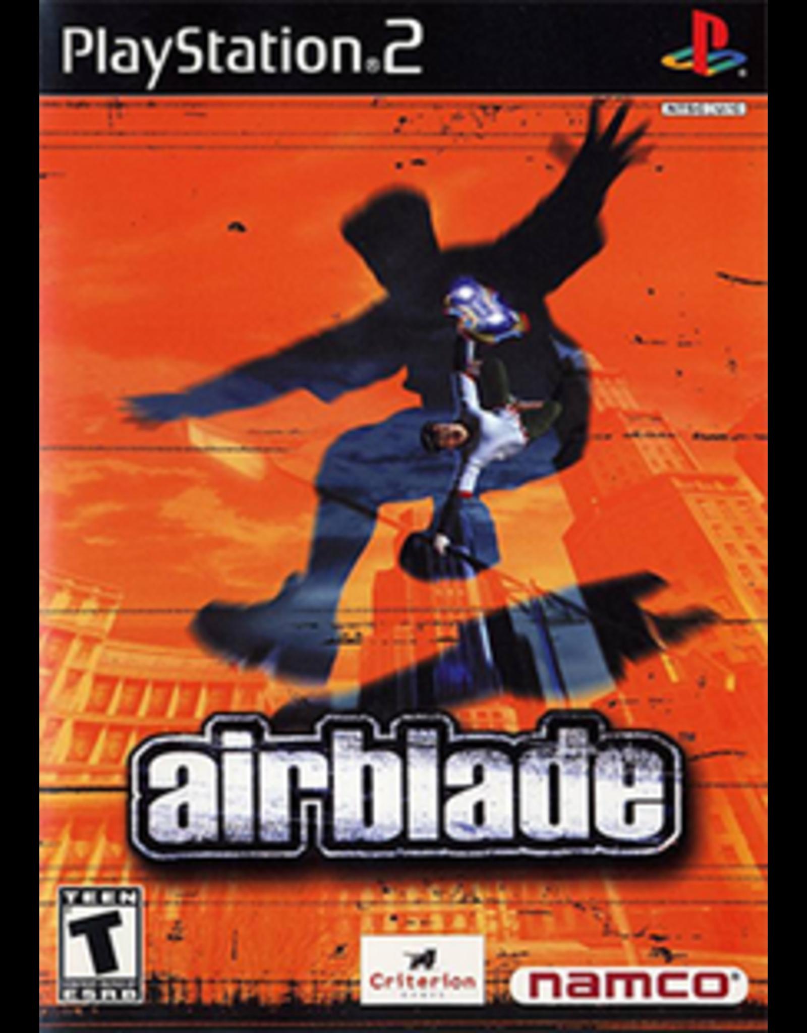 Playstation 2 Airblade (CiB)