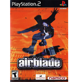 Playstation 2 Airblade (CiB)