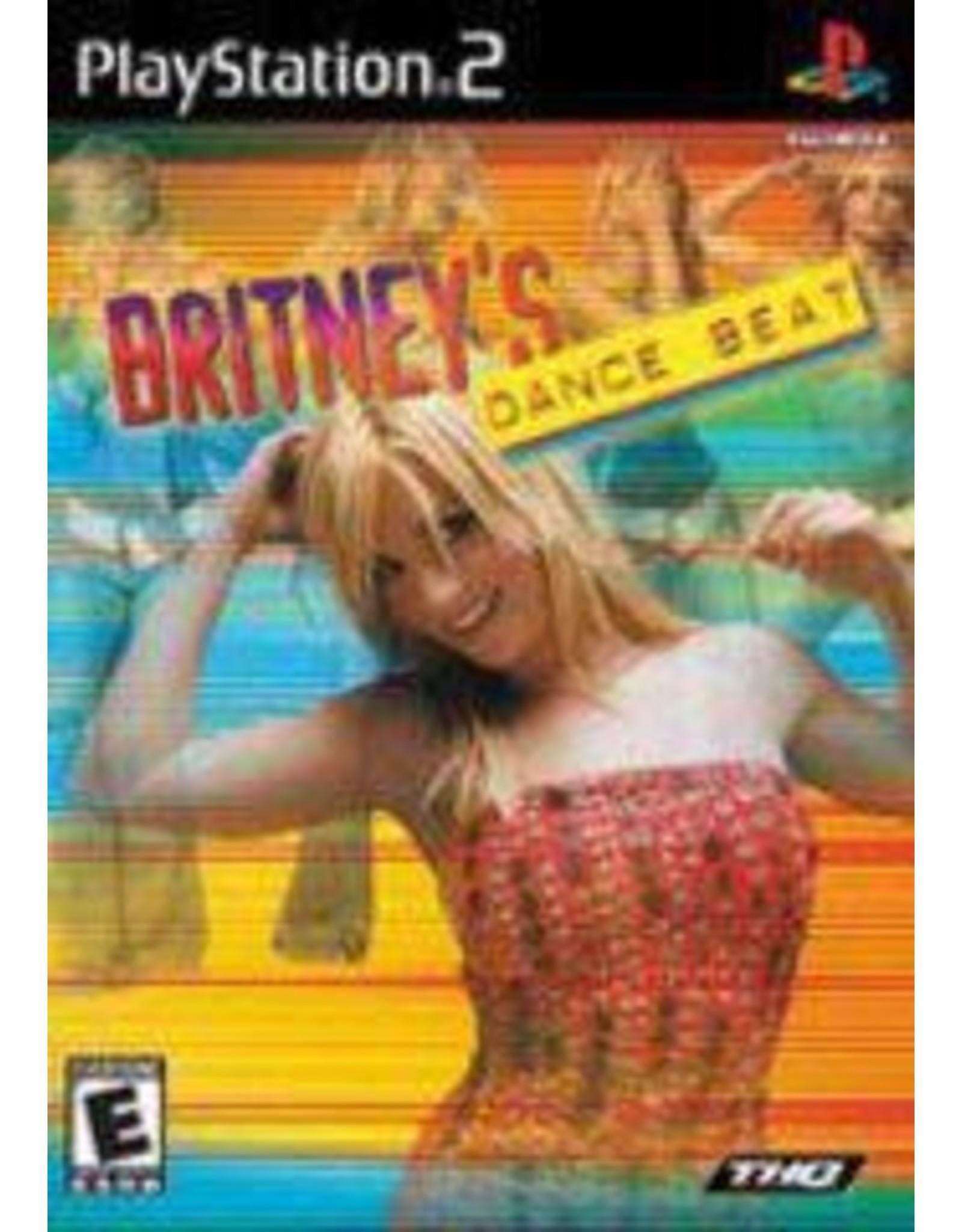 Playstation 2 Britney's Dance Beat (CiB)