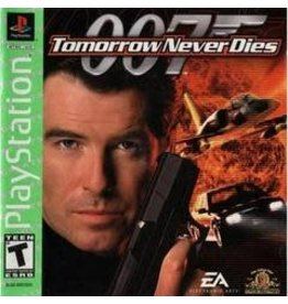 Playstation 007 Tomorrow Never Dies Greatest Hits (CiB)
