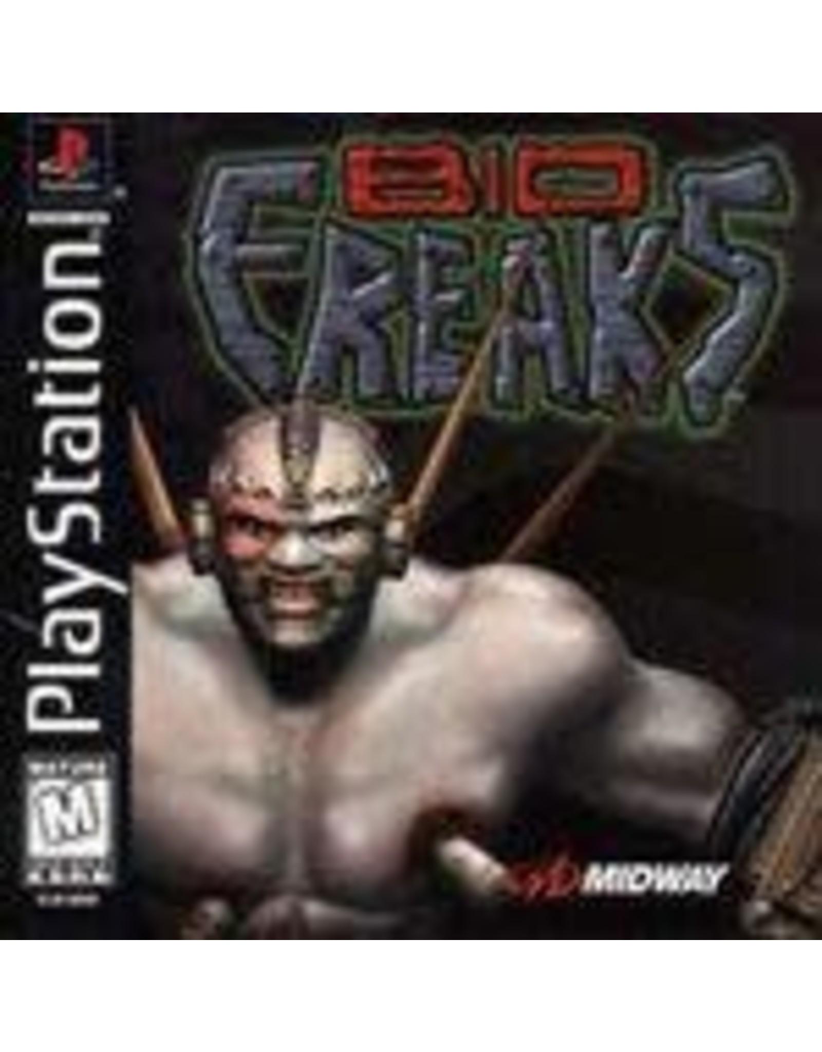 Playstation Bio freaks (CiB)