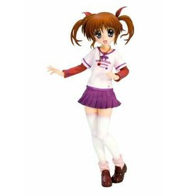 Kotobukiya Magical Girl Lyrical Nanoha The Movie 1st Nanoha Plain Clothes 1/8 Scale Figure