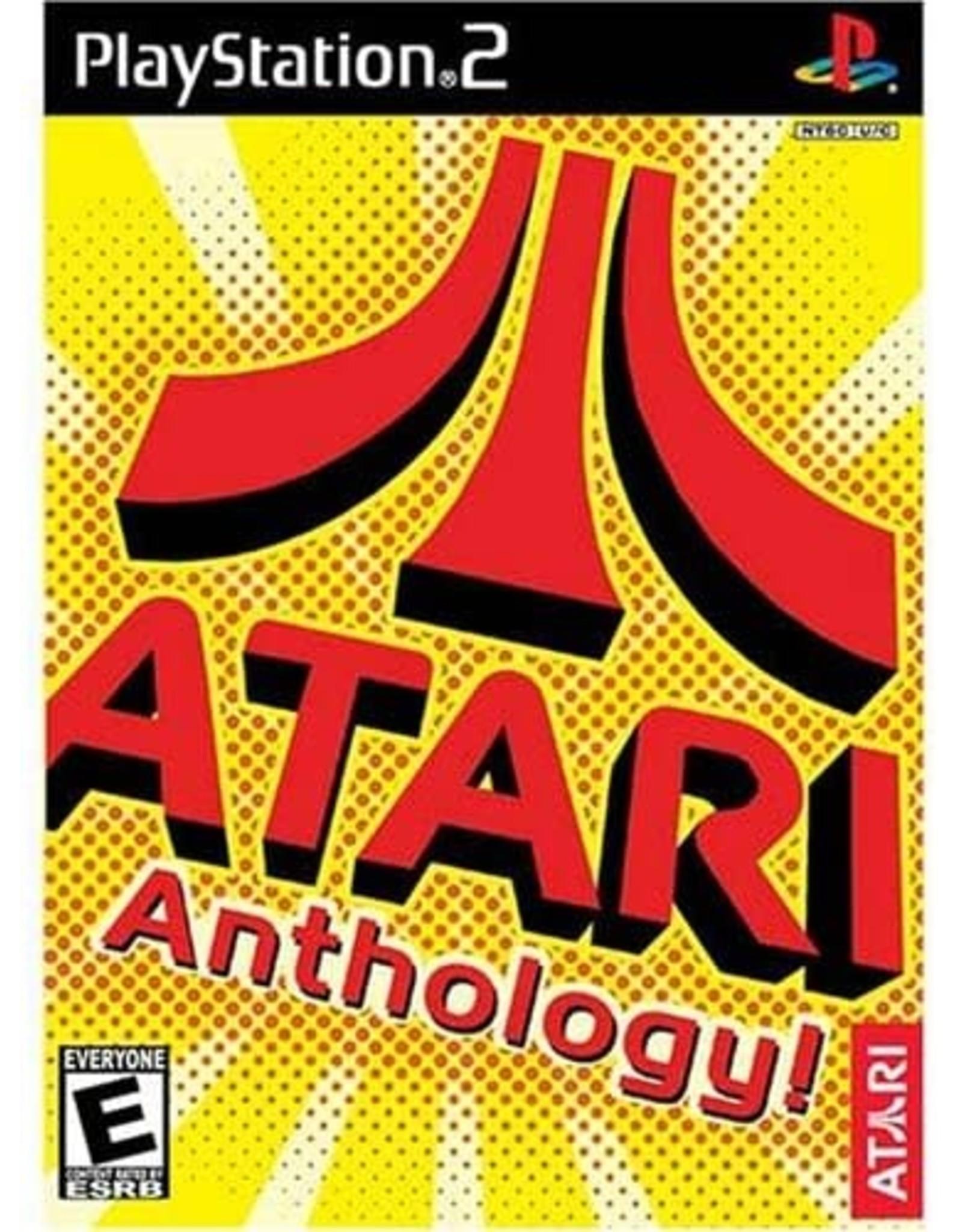 Playstation 2 Atari Anthology (CiB)