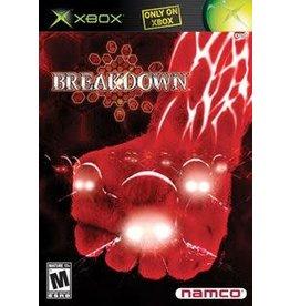 Xbox Breakdown (No Manual)