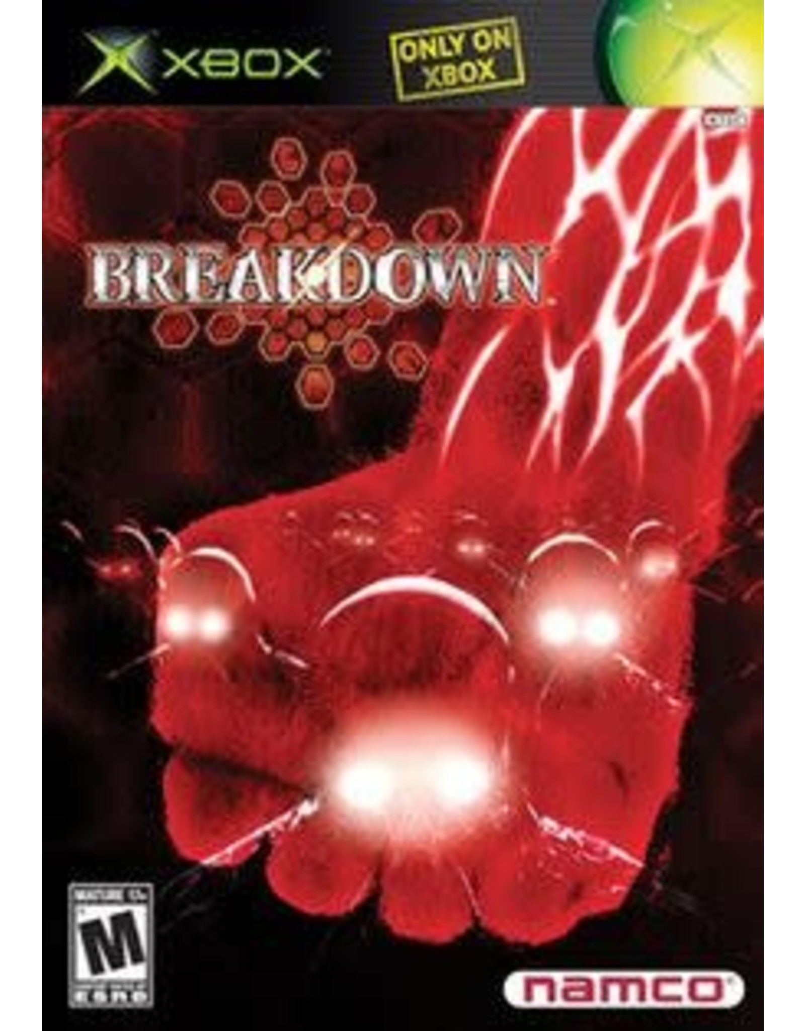 Xbox Breakdown (No Manual)