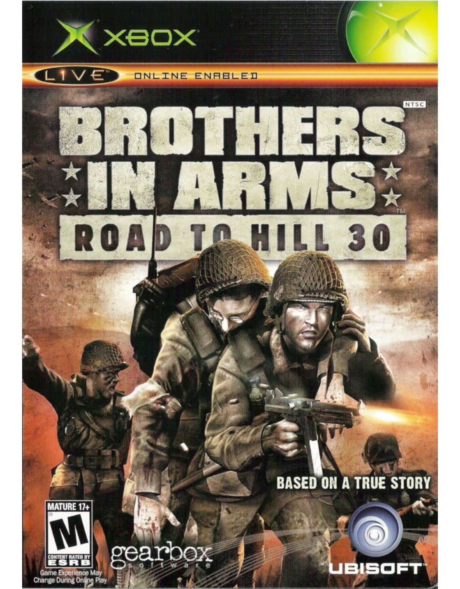 Xbox Brothers in Arms Road to Hill 30 (CiB)