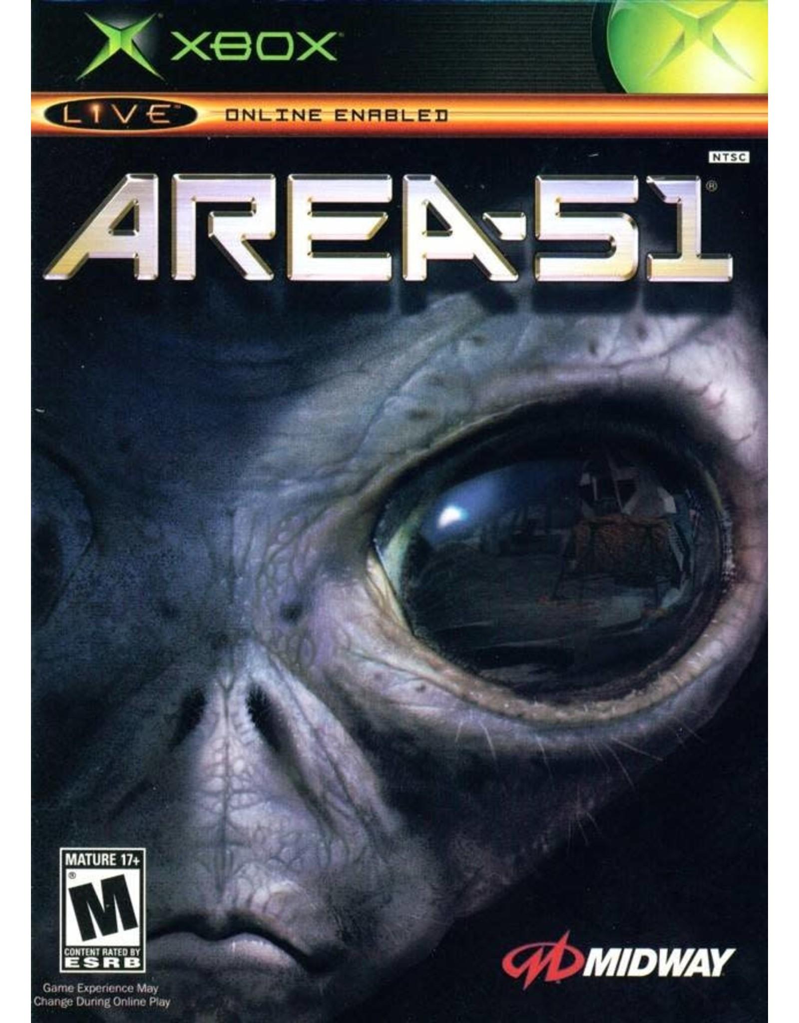 Xbox Area 51 (CiB)