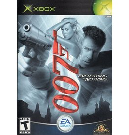 Xbox 007 Everything or Nothing (No Manual)