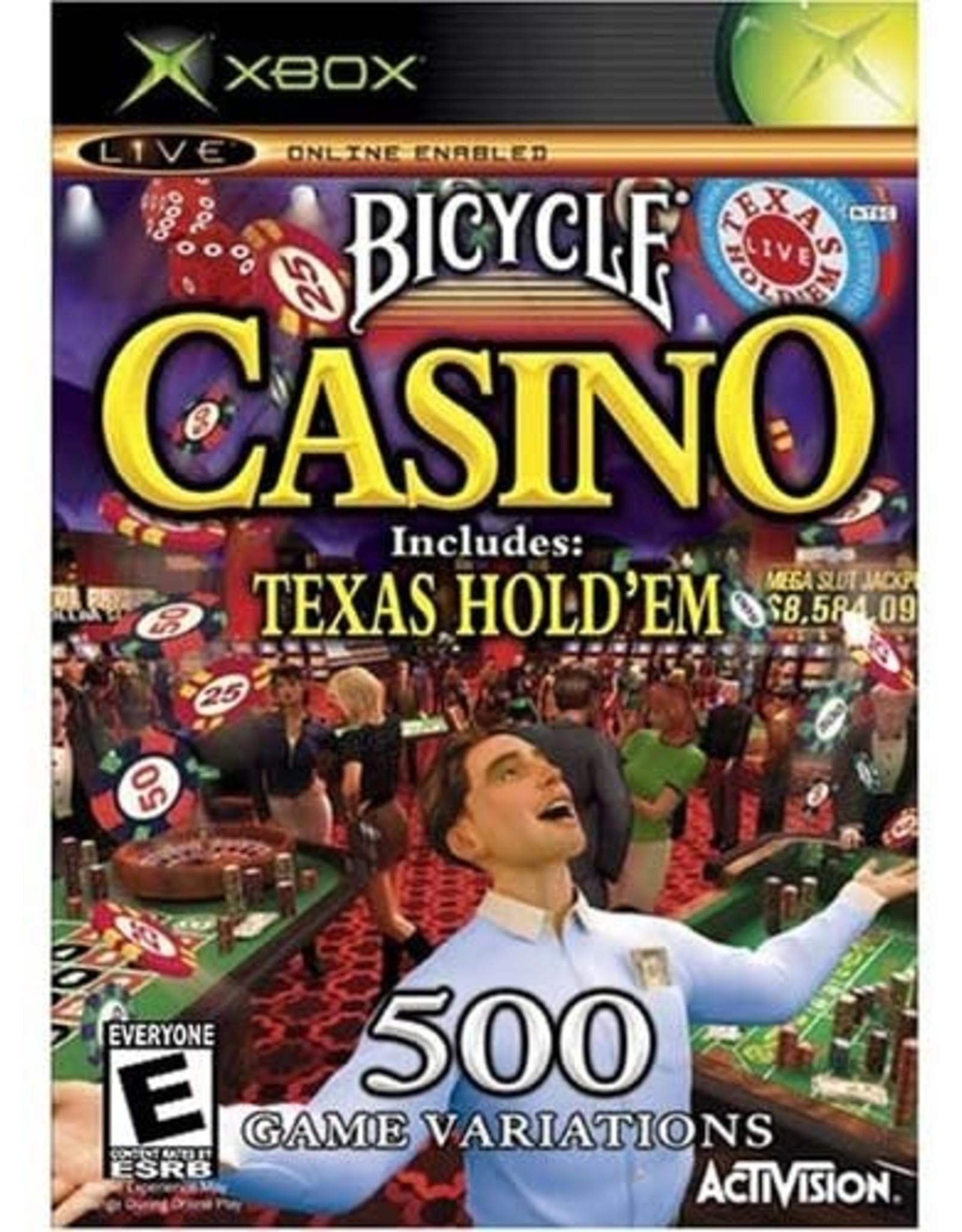 Xbox Bicycle Casino (CiB)