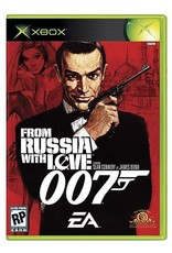 Xbox 007 From Russia With Love (CiB)