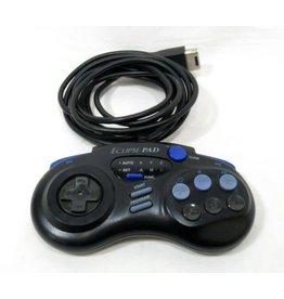 Sega Saturn Sega Staurn Controller (Eclipse)
