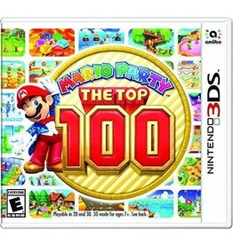 Nintendo 3DS Mario Party: The Top 100 (New, Sealed)