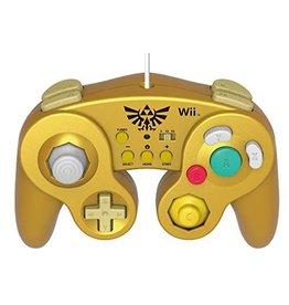 Wii U Link Gold Wii U Battle Pad (Hori)