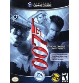 Gamecube 007 Everything or Nothing (No Manual)