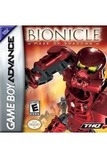 GameBoy Advance Bionicle Maze of Shadows (Cart Only)