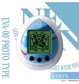 Tamagotchi Evangelion Tamagotchi Unit 00 + Preorder Keychain (Consignment)