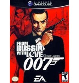 Gamecube 007 From Russia With Love (No Manual)