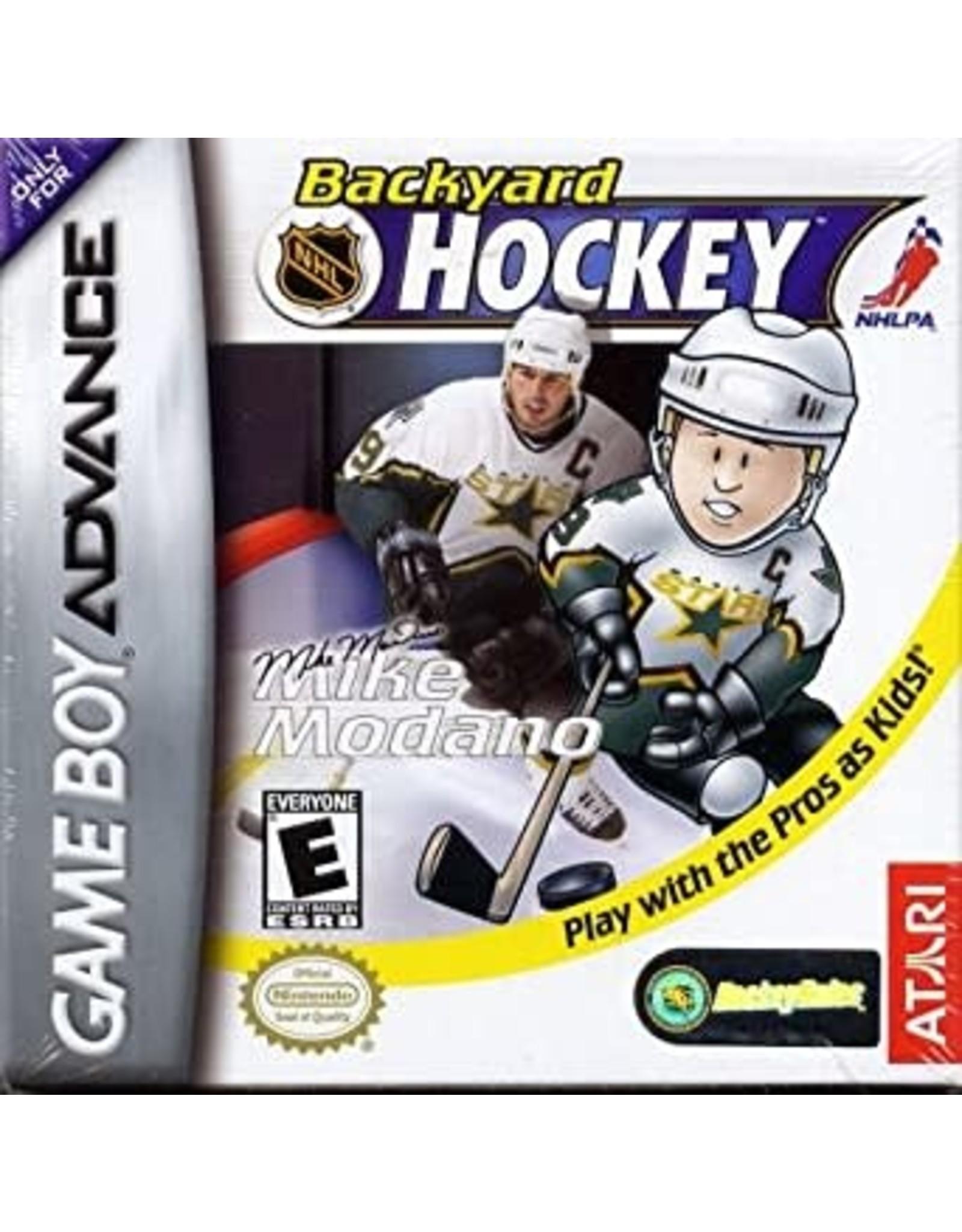 GameBoy Advance Backyard Hockey (CiB)