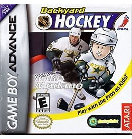 GameBoy Advance Backyard Hockey (CiB)