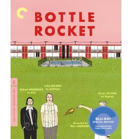 Criterion Collection Bottle Rocket Criterion Collection (Brand New)