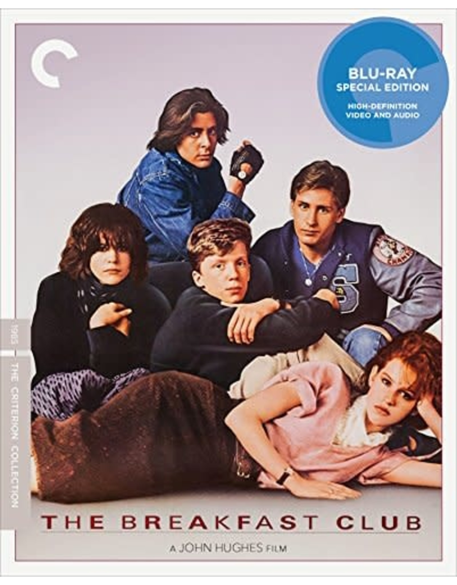 Criterion Collection Breakfast Club, The Criterion (Brand New)
