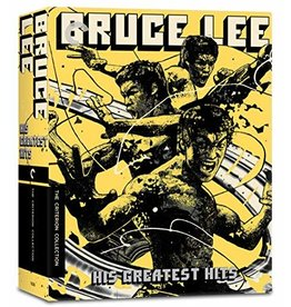 Criterion Collection Bruce Lee His Greatest Hits Criterion (Brand New)