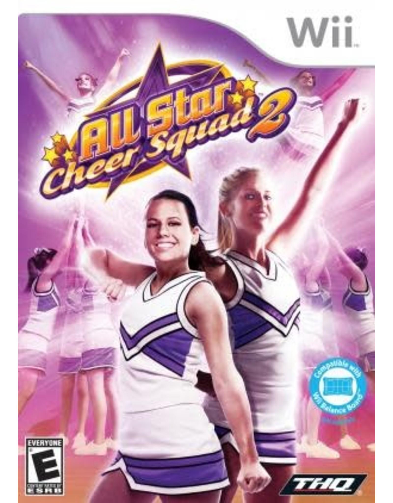 Wii All Star Cheer Squad 2 (CiB)