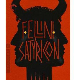 Criterion Collection Fellini Satyricon Criterion (Brand New)