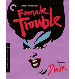 Criterion Collection Female Trouble Criterion (Brand New)