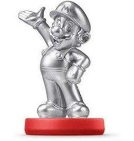 Amiibo Silver Mario Amiibo (Mario)