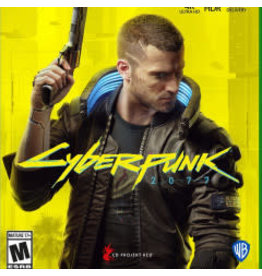 Xbox One Cyberpunk 2077 (Used, XBone)